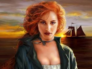 Shakespeare woman