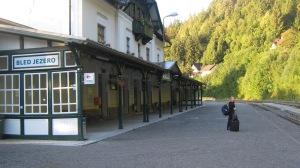 Peak Hour at Lake Bled