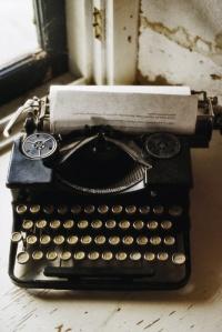 I write because I am