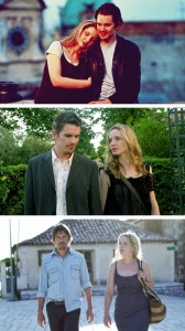 The journey of Celine and Jesse.